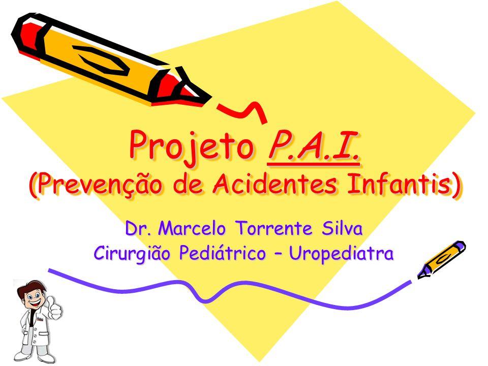 Projeto P.A.I. (Prevenção de Acidentes Infantis)