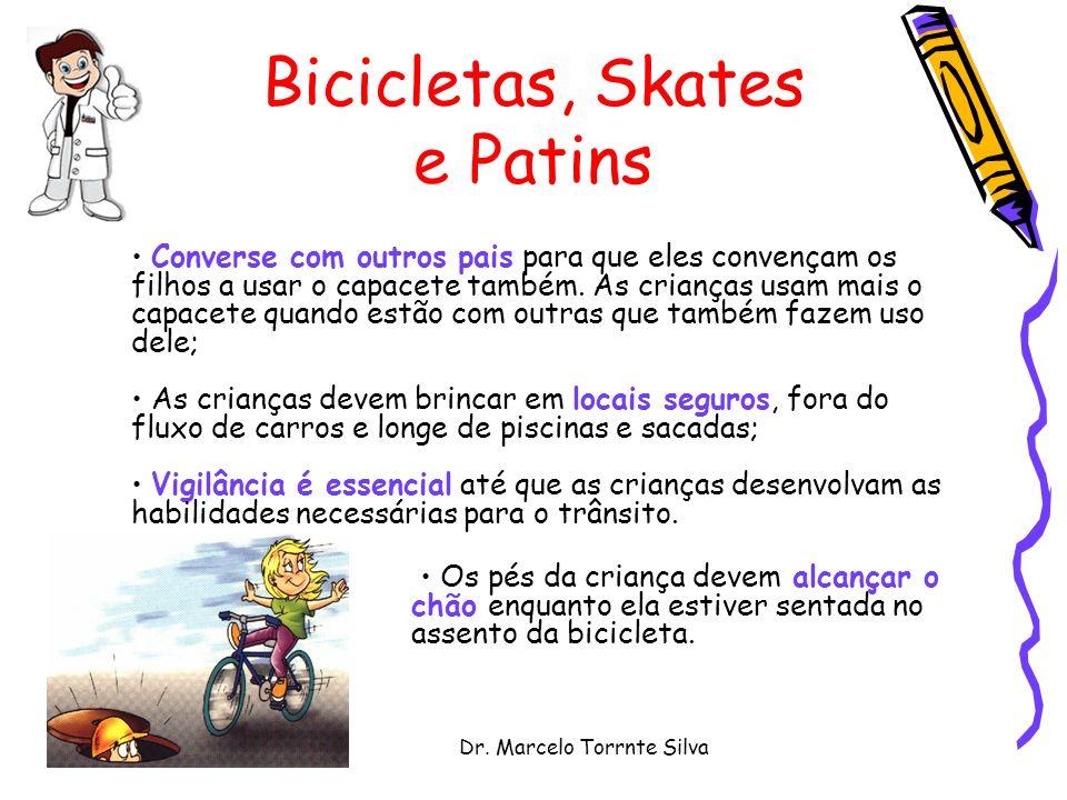 Bicicletas, Skates e Patins