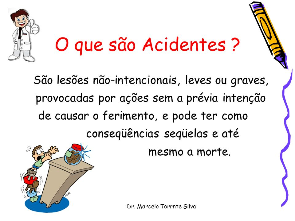 Dr. Marcelo Torrnte Silva