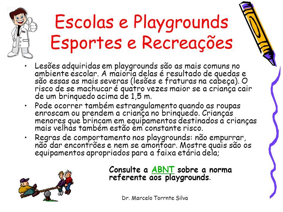 Escolas e Playgrounds Esportes e Recreações