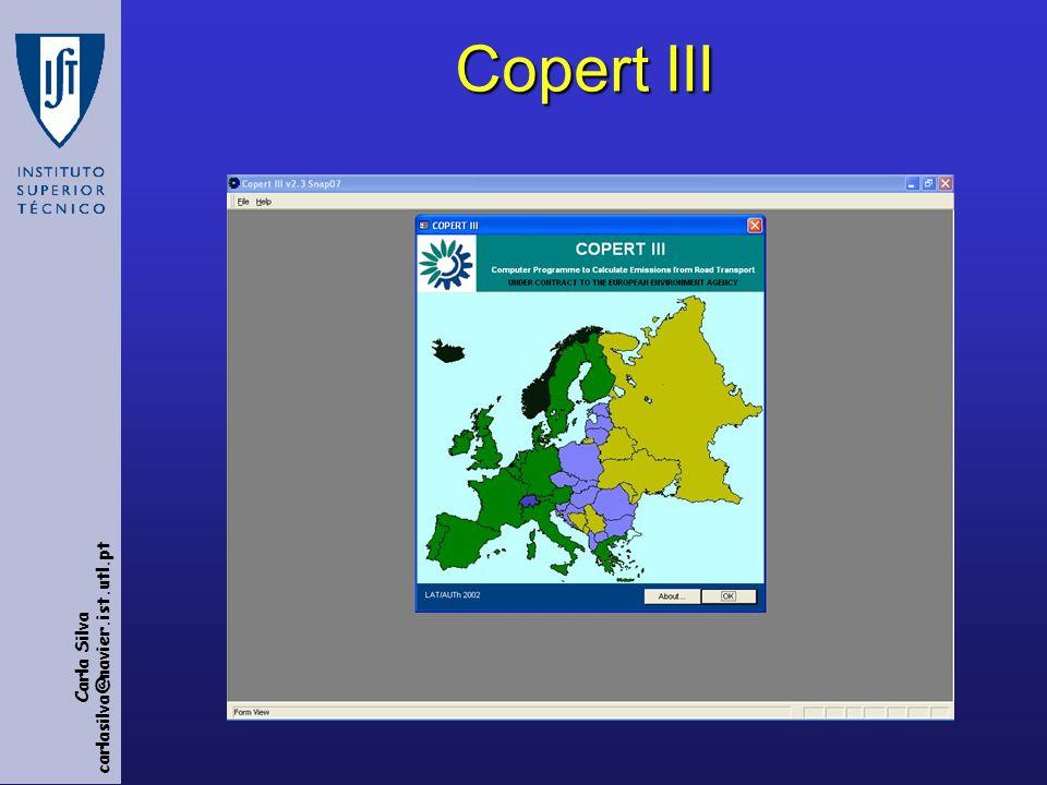 Copert III