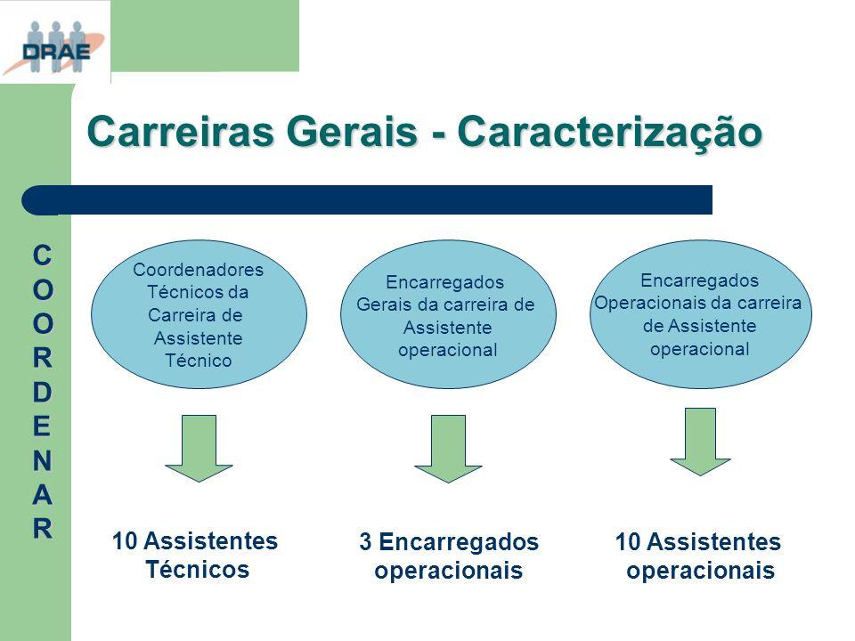 Carreiras Gerais - Caracterização