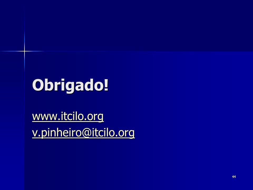 www.itcilo.org v.pinheiro@itcilo.org