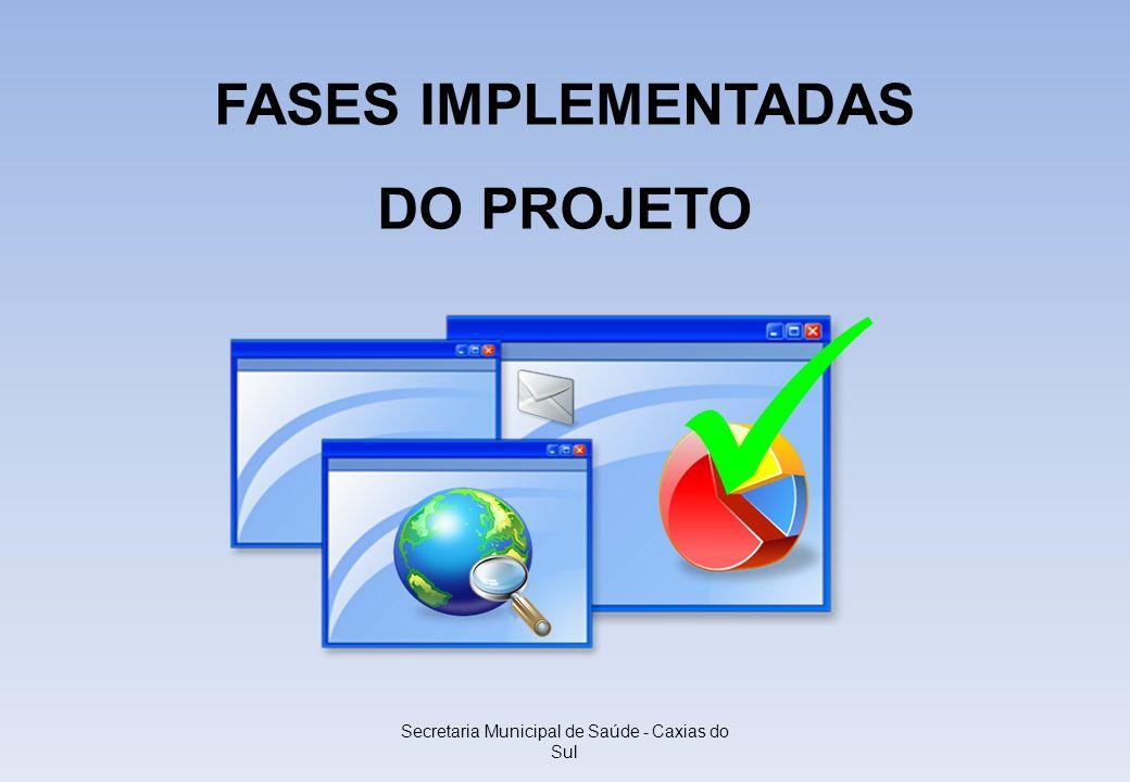 Secretaria Municipal de Saúde - Caxias do Sul