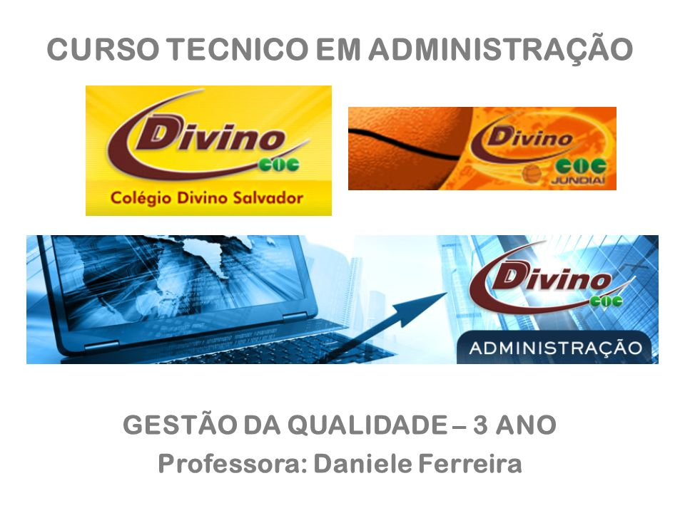 CURSO TECNICO EM ADMINISTRAÇÃO