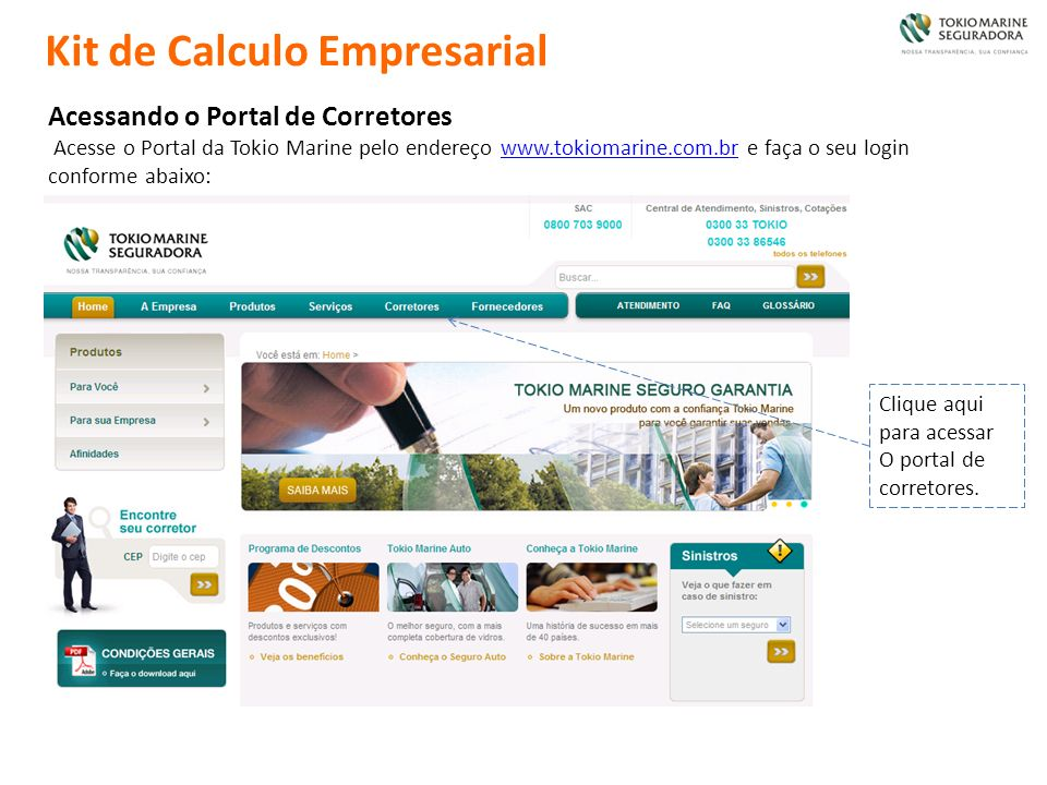 Kit de Calculo Empresarial