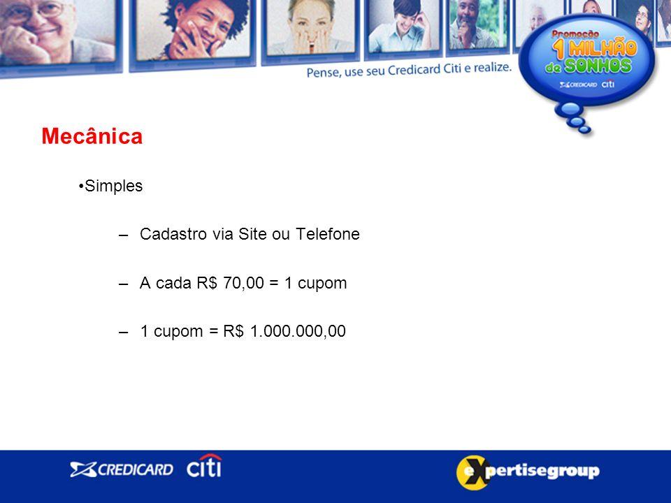 Mecânica Simples Cadastro via Site ou Telefone