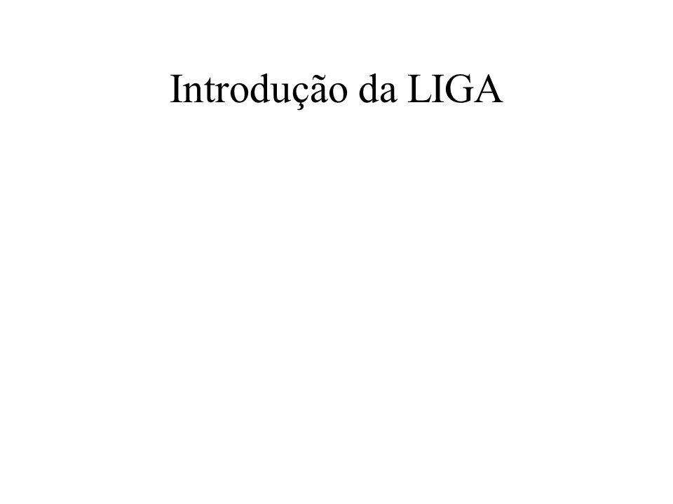 Introdução da LIGA