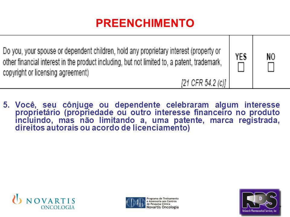 PREENCHIMENTO