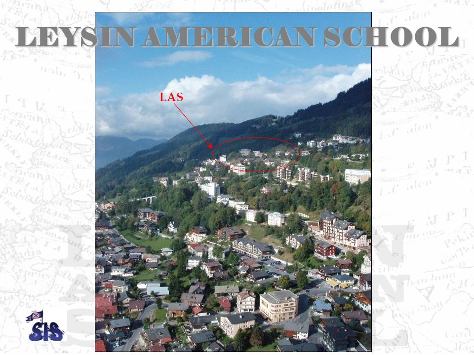 LEYSIN AMERICAN SCHOOL