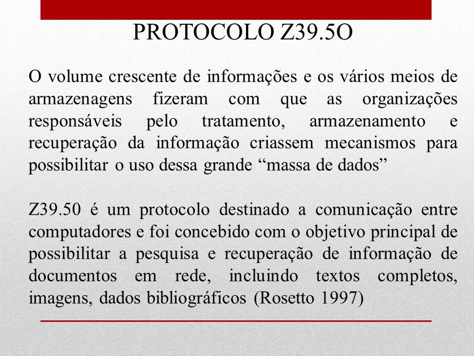 PROTOCOLO Z39.5O