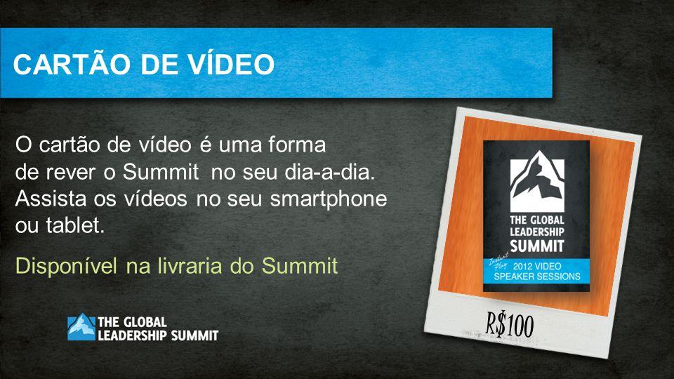R$100 CARTÃO DE VÍDEO O cartão de vídeo é uma forma