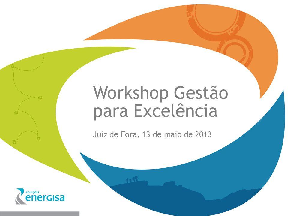 Workshop Gestão para Excelência