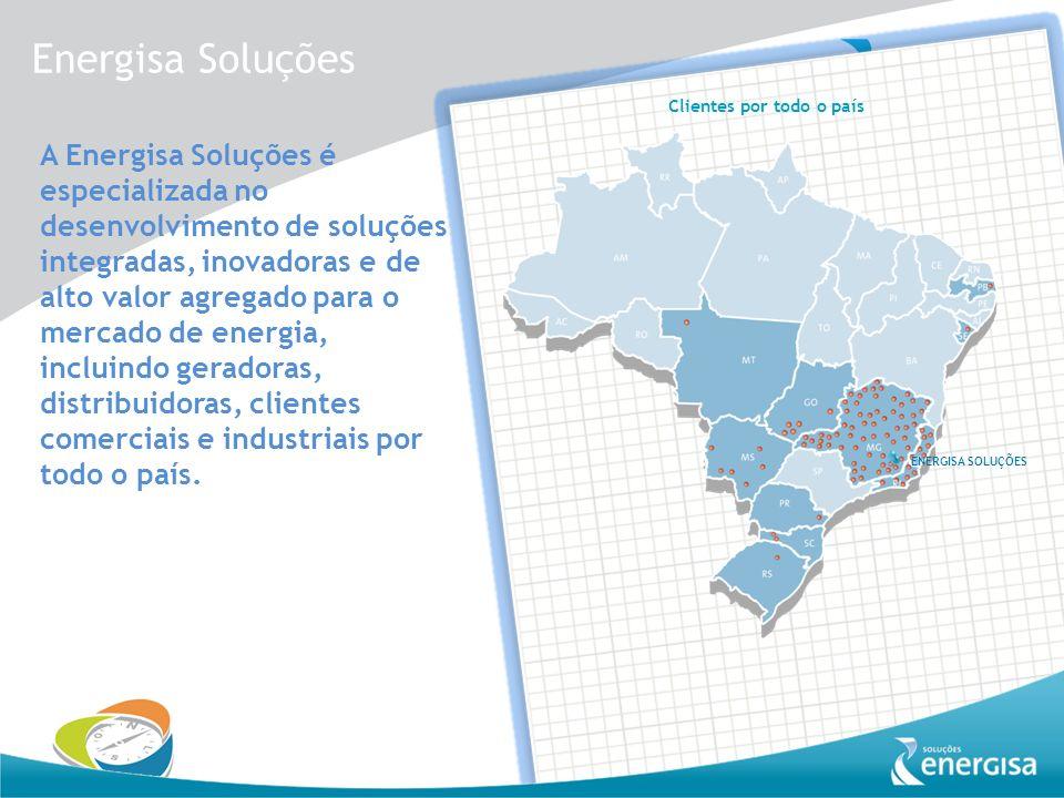Energisa Soluções Clientes por todo o país.