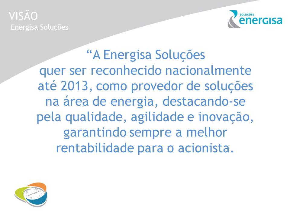VISÃO Energisa Soluções.