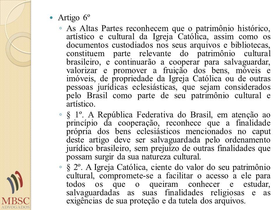 Artigo 6º