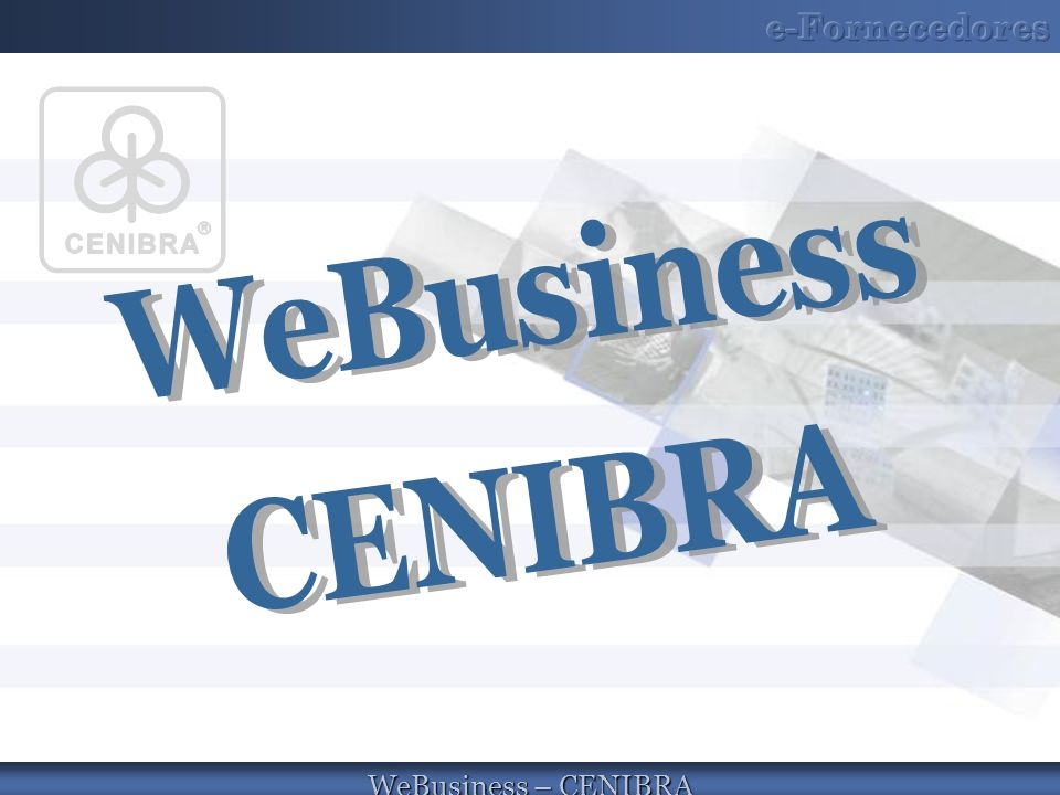 WeBusiness CENIBRA