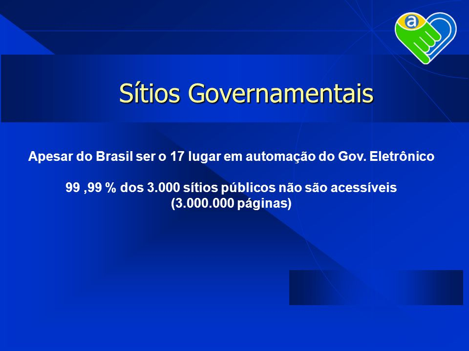 Sítios Governamentais