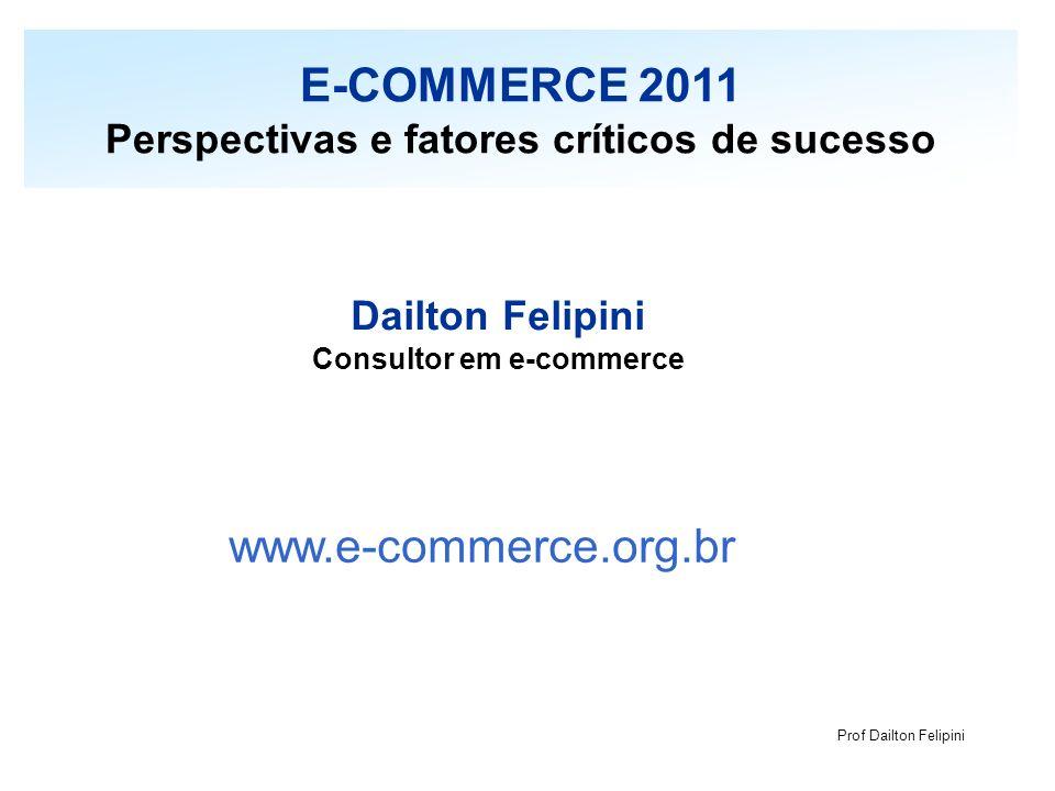 E-COMMERCE 2011 Perspectivas e fatores críticos de sucesso