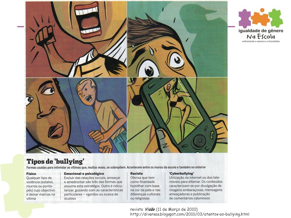 revista Visão (11 de Março de 2010)