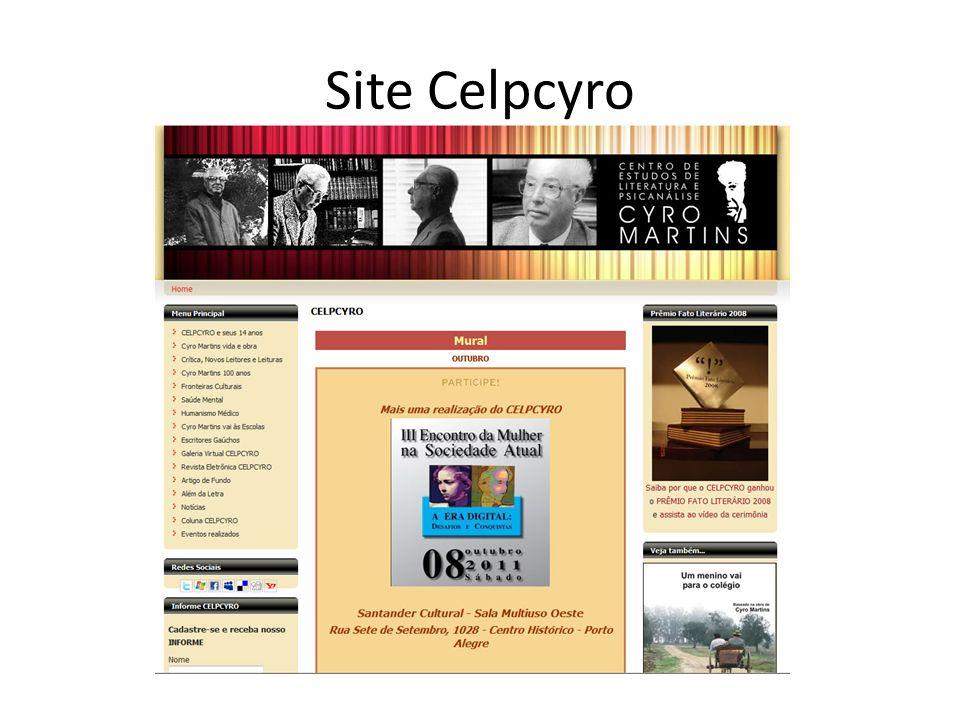 Site Celpcyro