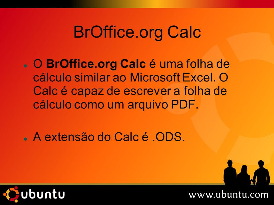 BrOffice.org Calc