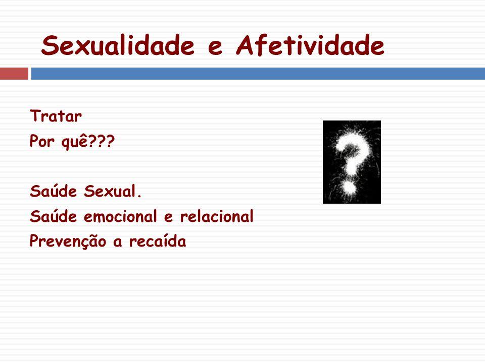 Sexualidade e Afetividade