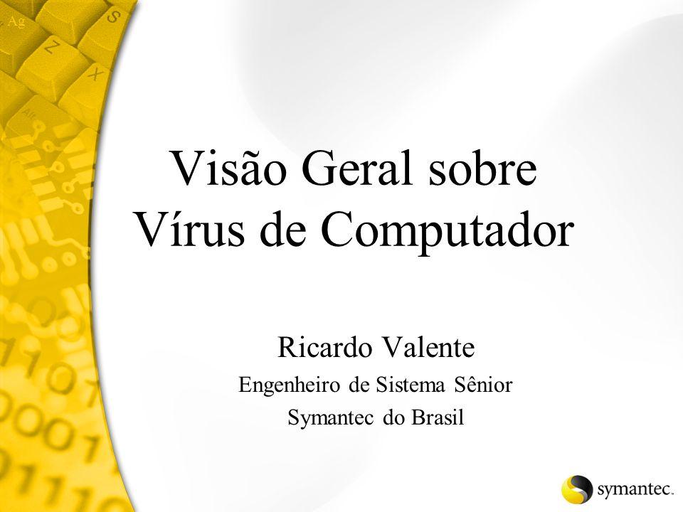 Visão Geral sobre Vírus de Computador