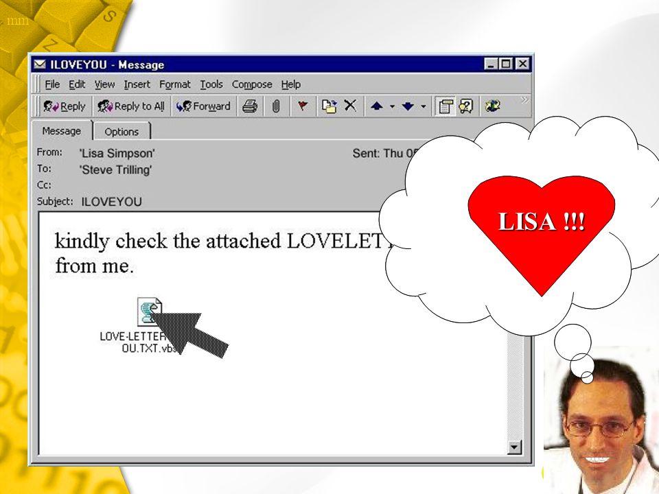 mm LISA !!! LISA