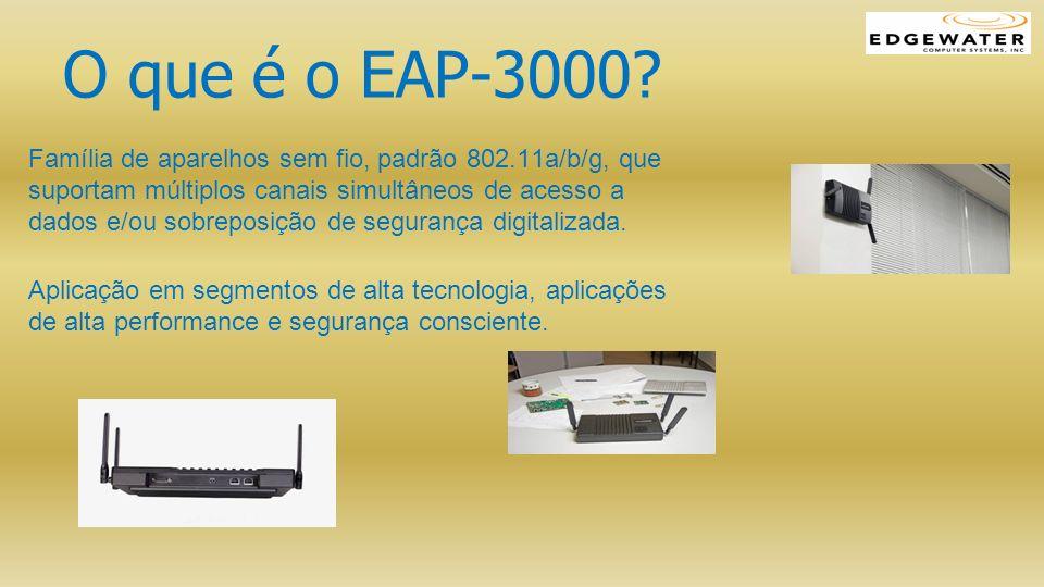 O que é o EAP-3000