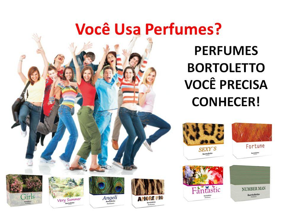 Você Usa Perfumes