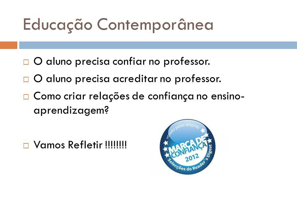 Educação Contemporânea