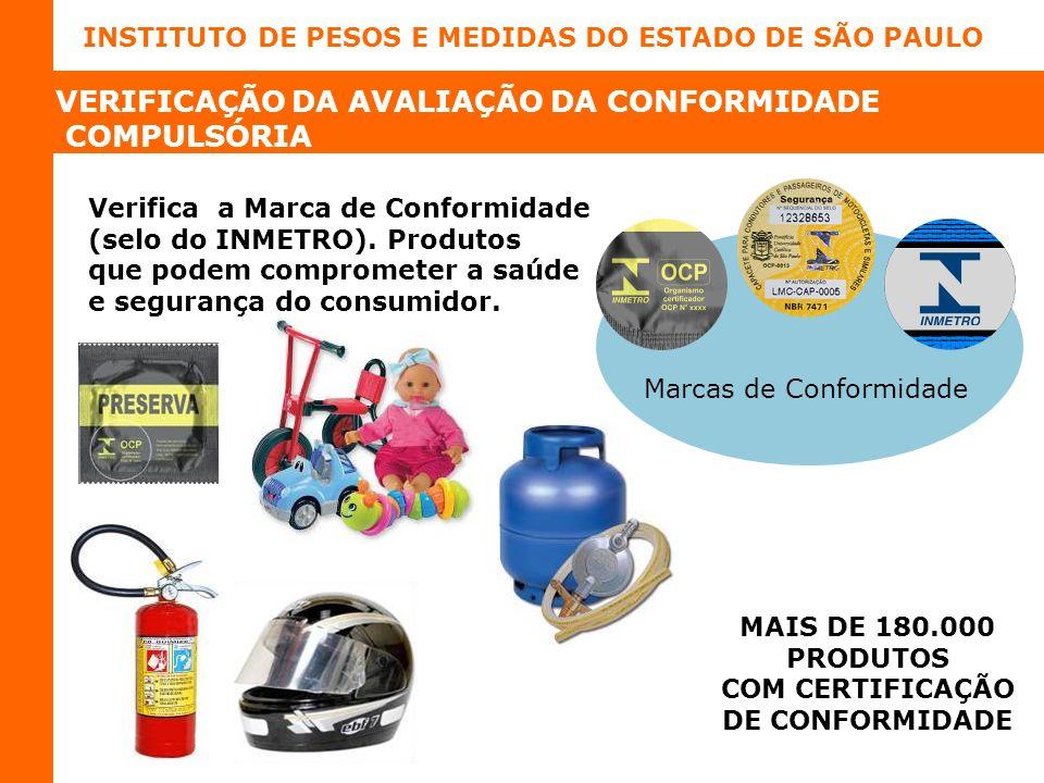 COM CERTIFICAÇÃO DE CONFORMIDADE