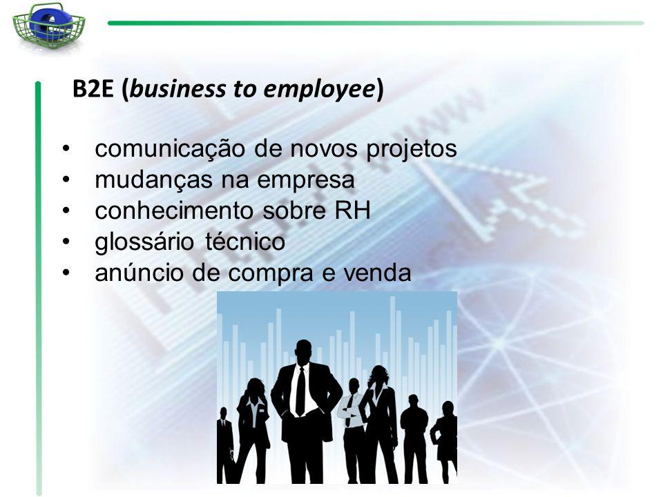B2E (business to employee)