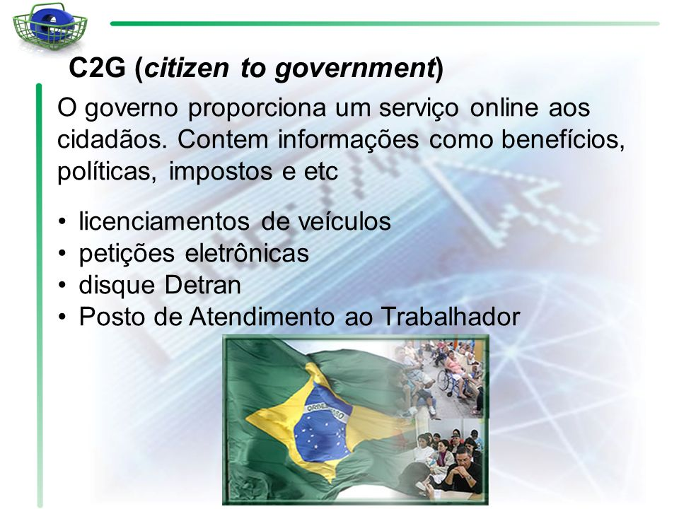 C2G (citizen to government)