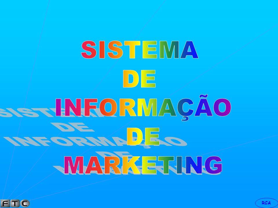 SISTEMA DE INFORMAÇÃO MARKETING