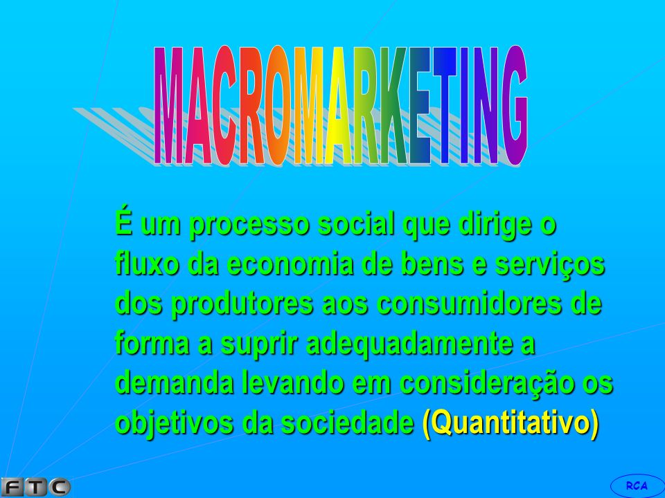 MACROMARKETING