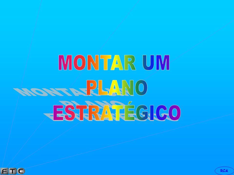 MONTAR UM PLANO ESTRATÉGICO