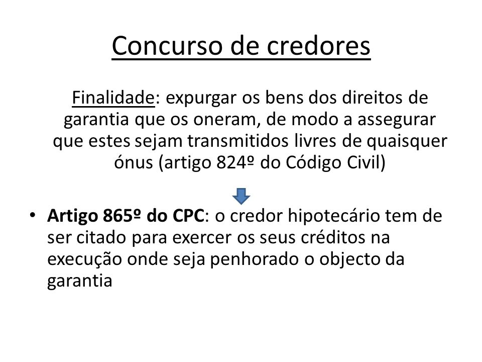 Concurso de credores