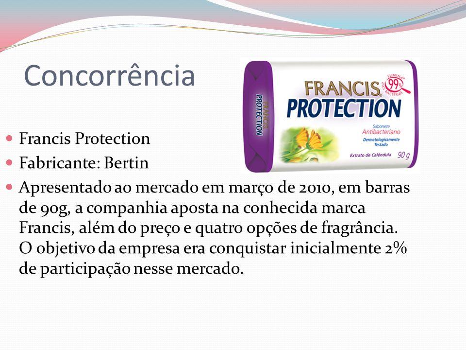 Concorrência Francis Protection Fabricante: Bertin