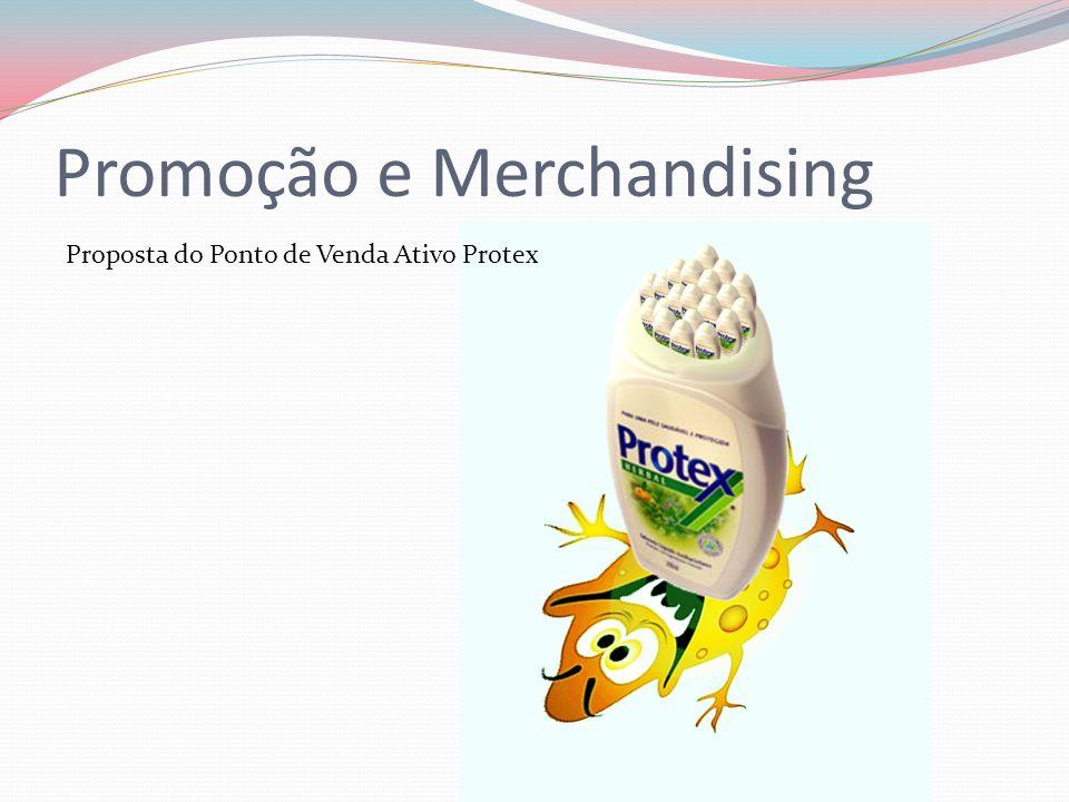 Promoção e Merchandising