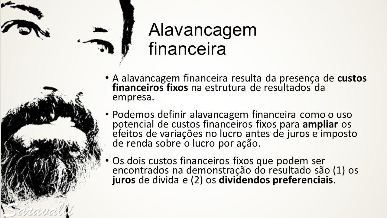 Alavancagem financeira