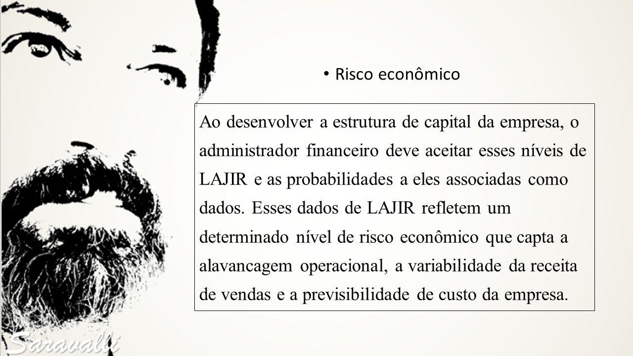 Risco econômico