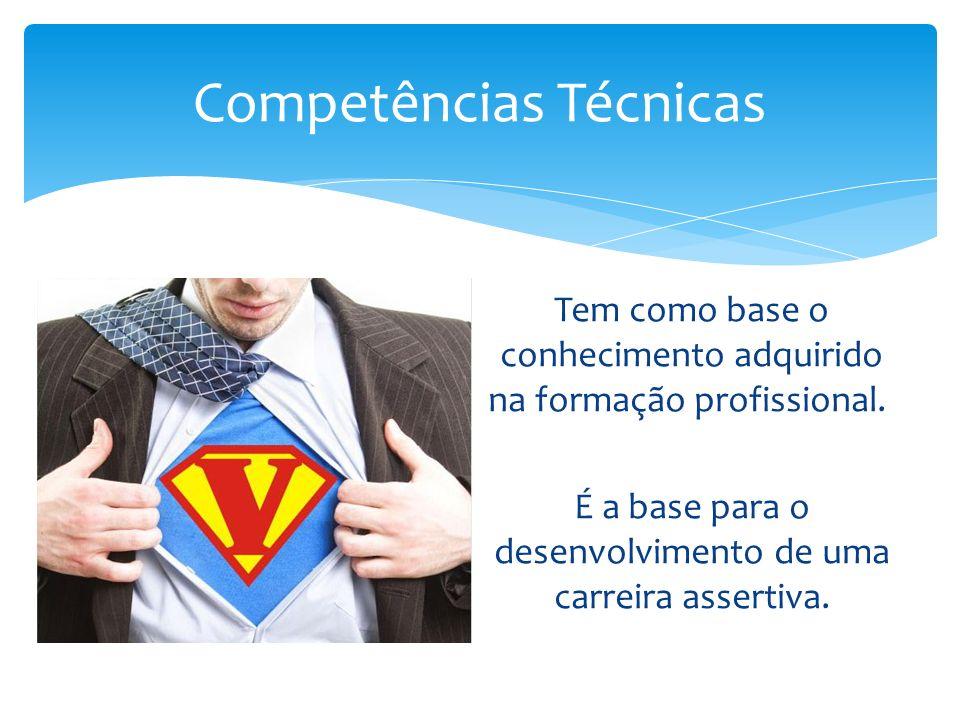 Competências Técnicas