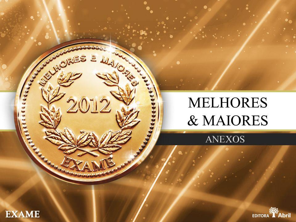 MELHORES & MAIORES ANEXOS