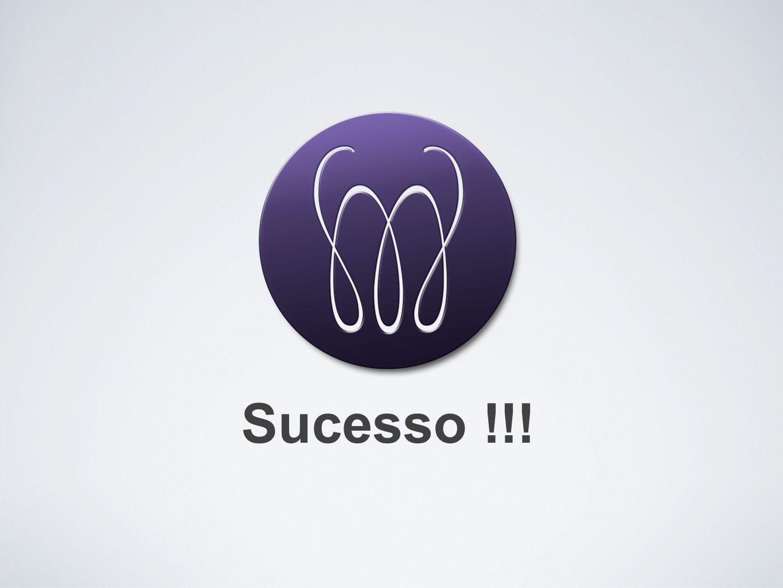 Sucesso !!!