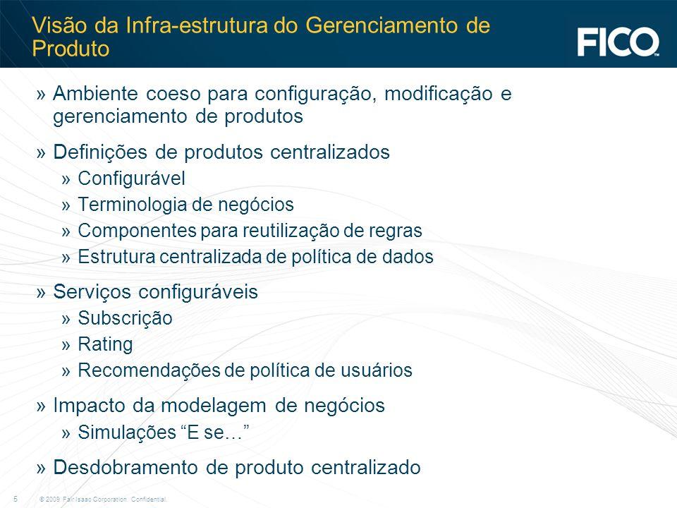 Visão da Infra-estrutura do Gerenciamento de Produto