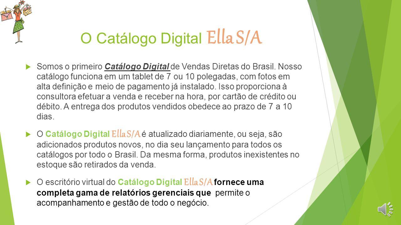 O Catálogo Digital Ella S/A