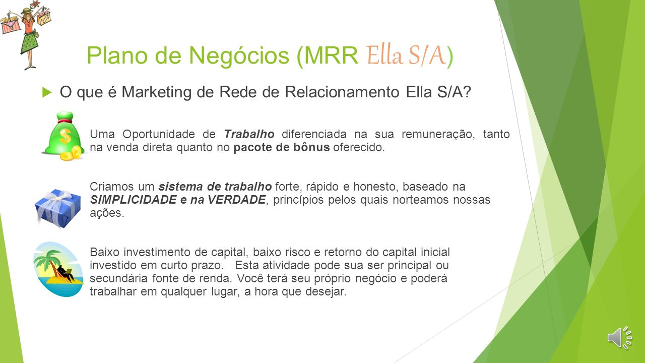 Plano de Negócios (MRR Ella S/A)