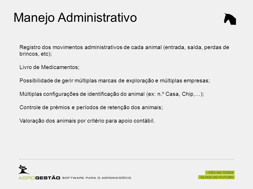 Manejo Administrativo
